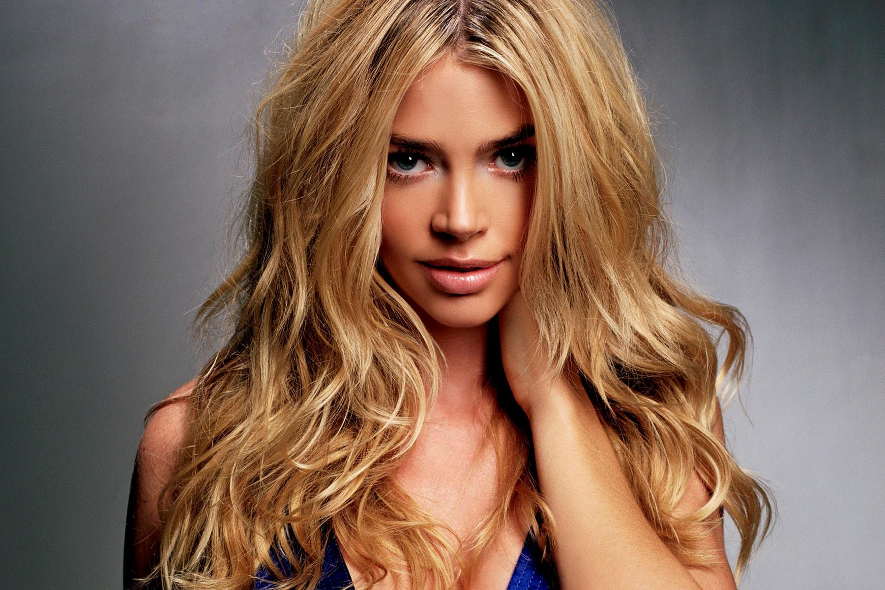 ca. 2003 --- Actress Denise Richards --- Image by © James White/CORBIS OUTLINE